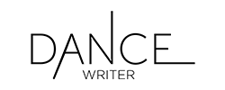 Dance Writer Logo